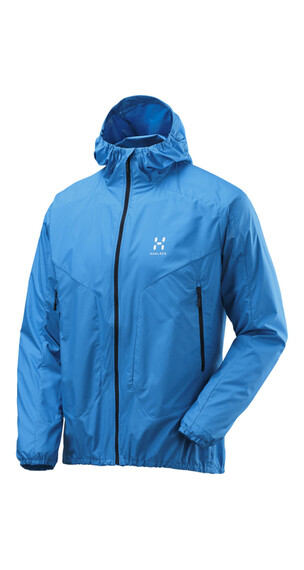 Haglöfs M's Trek Shield Hood Gale Blue
